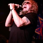 Sammy Hagar Performs at Cabo Wabo Cantina Las Vegas. Photo by Jeff Bottari/WireImage