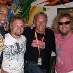 Vic, Michael Anthony, Michael Bolton, Sammy