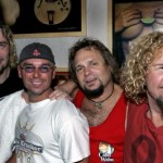 Chad Kroeger, Kenny Chesney, Michael Anthony, Sammy