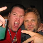 Steve Harwell, Michael Anthony