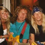 Kari, Sammy, Brett Michaels