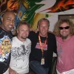 Vic, Mikey, Michael Bolton, Sammy