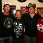 Chad Smith, Michael Anthony, Ted Nugent, Sammy (44th Bday)