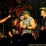 Sammy, Michael Anthony, Toby Keith, Ted Nugent
